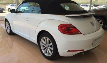 Beetle Cabrio Design completo