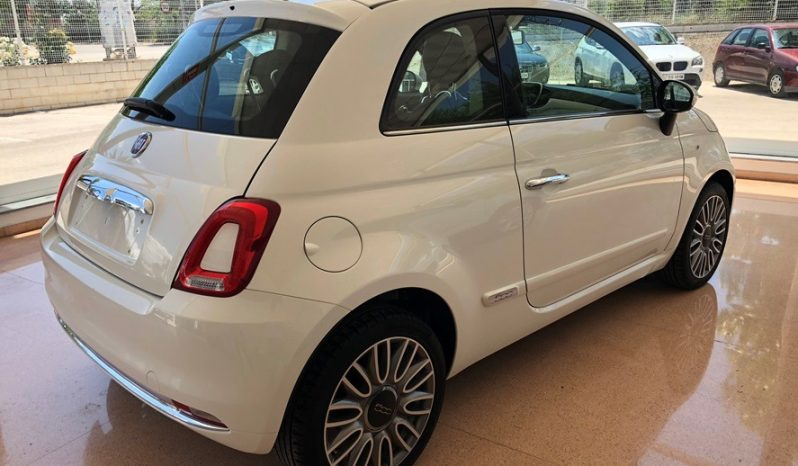 Fiat 500 lounge completo