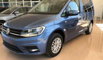 Volkswagen Caddy 2017 trendline